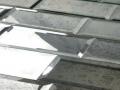 Glass splash backs mirror tiles bevelled glass mirror splash backs northern ireland glass
