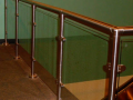 Glass framing system brackets and chrome posts designed and supplied in donegal derry and northern ireland.png