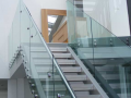 Quality assured modern full glass stair cases installed in northern ireland by skilled installers of glass and glazing balustrades..png