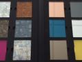 Decourative Coloured Tinted Glass mirror interior design belfast Northern Ireland