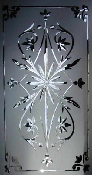 Decorative Door Glass - All Purpose Glazing