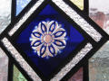 Decorative Glass diamond cut Blue glass design in derry city and ireland.png
