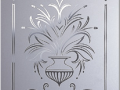 Decorative glass etching and sandblasting to set design or custom designs in glass in Derry City Northern Ireland.png