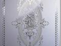 Decorative internal door glass etching and sandblasting to set design or custom designs in glass in Belfast Northern Ireland.png