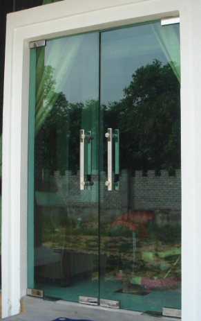 Frameless Glass Doors All Purpose Glazing