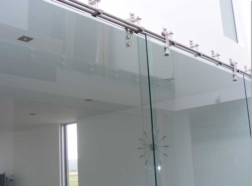Full Size Made To Measure Safety Glass Sliding Door Glass Supplied And Installed Thoughout Ireland Only The Best Quality on Customer Service Satisfaction And Quality