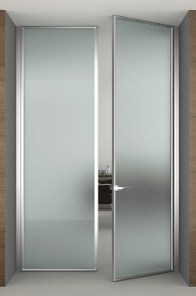 Frameless glass doors all purpose glazing for Glass door frame