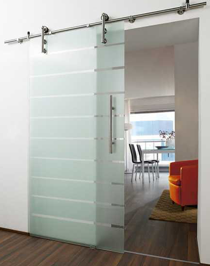 Frameless Glass Doors - All Purpose Glazing