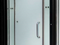 Lobby Glass and Door  Decorative chrome frame in northern ireland.png
