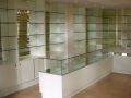 shelves interior design shop display cases Basic bathroom glass shelf glass toughen display Shelf custom made any size large glass shelves derry city northern ireland shop displays glass