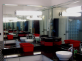 Barber shop commercial design full size wall mirrors with polishing supplied and installed in Northern ireland.png