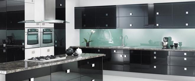 Modern Kitchen Splashbacks