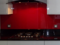 Painted glass kitchen Splashbacks  be hind the gas hob decourative glass in Northern ireland.png