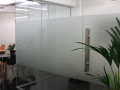 Custom made office fit out internal glass office space with glass partitions in derry city and across ireland.png