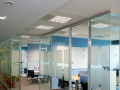 Office refit of Obscure privacy Glass manifestations Partitions in Northern Ireland.png