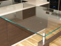 Ultra modern Kitchen glass Table tops manufactured and supplied direct to trade in northern ireland - Copy