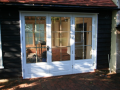 Pilkington Spacia-www.allpurposeglazing.com Heritage thin frame patio door Glazing in Ireland-