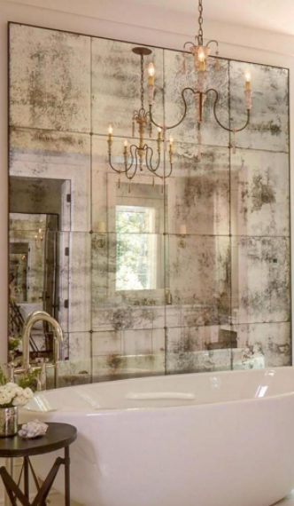 Antique Mirrors - All Purpose Glazing