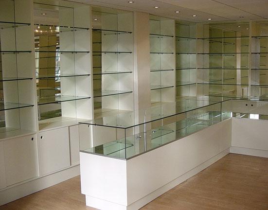 Glass Shelves All Purpose Glazing