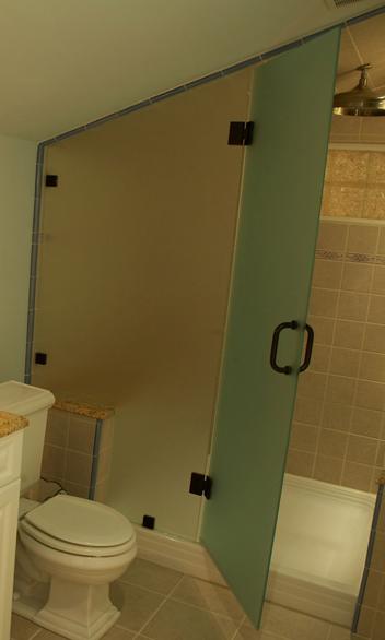 Shower Glass - All Purpose Glazing