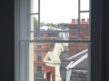 Domestic improvements to your home reduce external noise with secondary glazing glass sound insulation with acoustic glass in ireland aluminium quality frames ireland