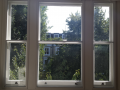 Full Sash window Secondary glazing professional quality top of the range secondary glazing made to measure bespoke design for interior design of listed heritage