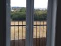 Full size secondary glazing bespoke systems made to measure hand made secondary glazing system glass made for full length door ireland belfast dublin secondary glass