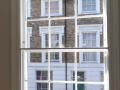 Soundproofing windows with acoustic glass secondary glazing in conservation areas with traditional wooden windows single glazing windows in dublin ireland