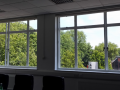 large size secondary glazing made to measure large windows secondary glazing system glass and aluminium frame made and installed in ireland