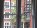 listed building conservation of windows using secondary glazing to reduce drafts and reduce noise with secondary glazing insulation in ireland