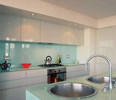 Modern Kitchen Glass All Purpose Glazing