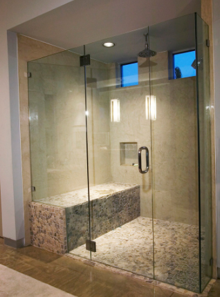 Single Shower Doors All Purpose Glazing