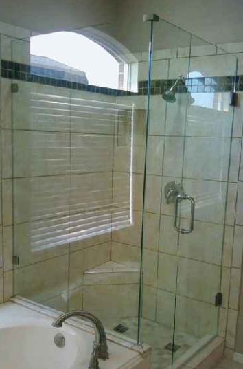 Corner Shower Doors All Purpose Glazing