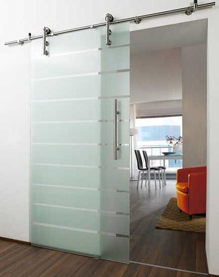 Quality Custom Design Modern Architectural Glass Slide