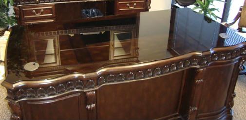 Decorative Glass Tabletops Photograph Protective Decorativ