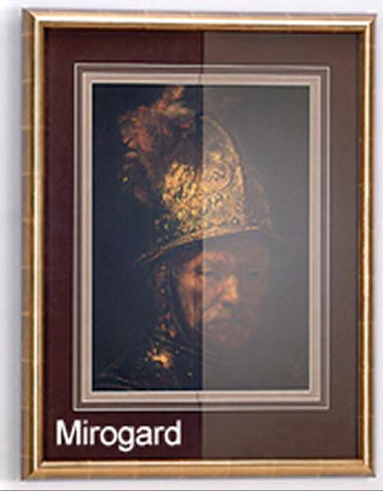 Schott Mirogard 174 Picture Framing Glass All Purpose Glazing