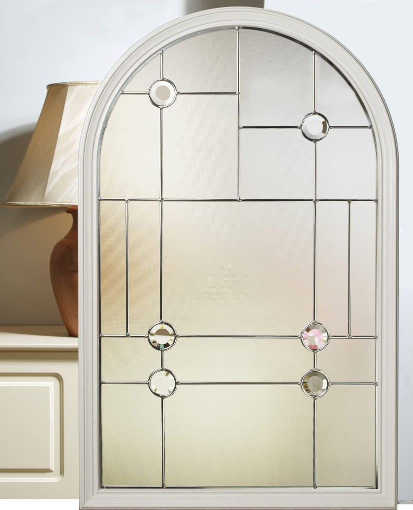 Trieste simple cheap decourative door glass fixed and for Cheap glass doors